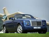 Rolls-Royce Phantom Drophead Coupe 2008–12 photos