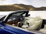 Rolls-Royce Phantom Drophead Coupe UK-spec 2008–12 pictures