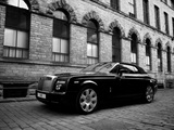 Project Kahn Rolls-Royce Phantom Drophead Coupe 2008 wallpapers