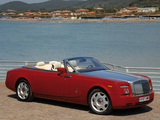 Rolls-Royce Phantom Drophead Coupe 2008–12 wallpapers