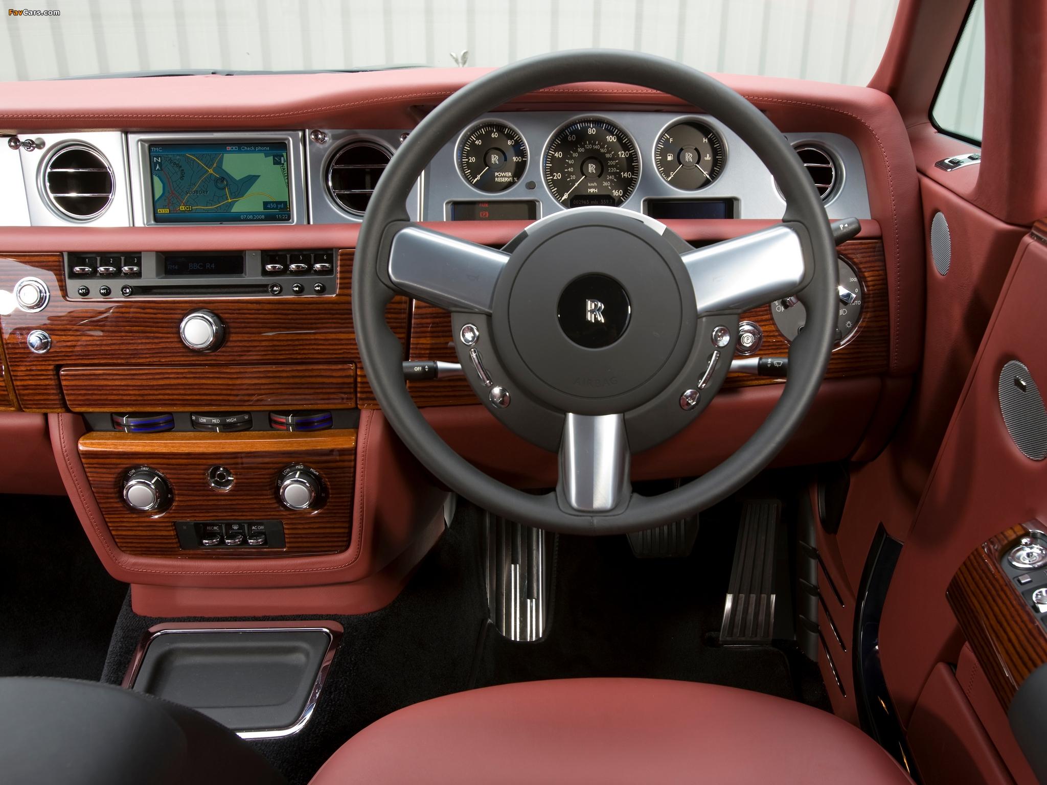 Rolls-Royce Phantom Coupe UK-spec 2009–12 images (2048 x 1536)