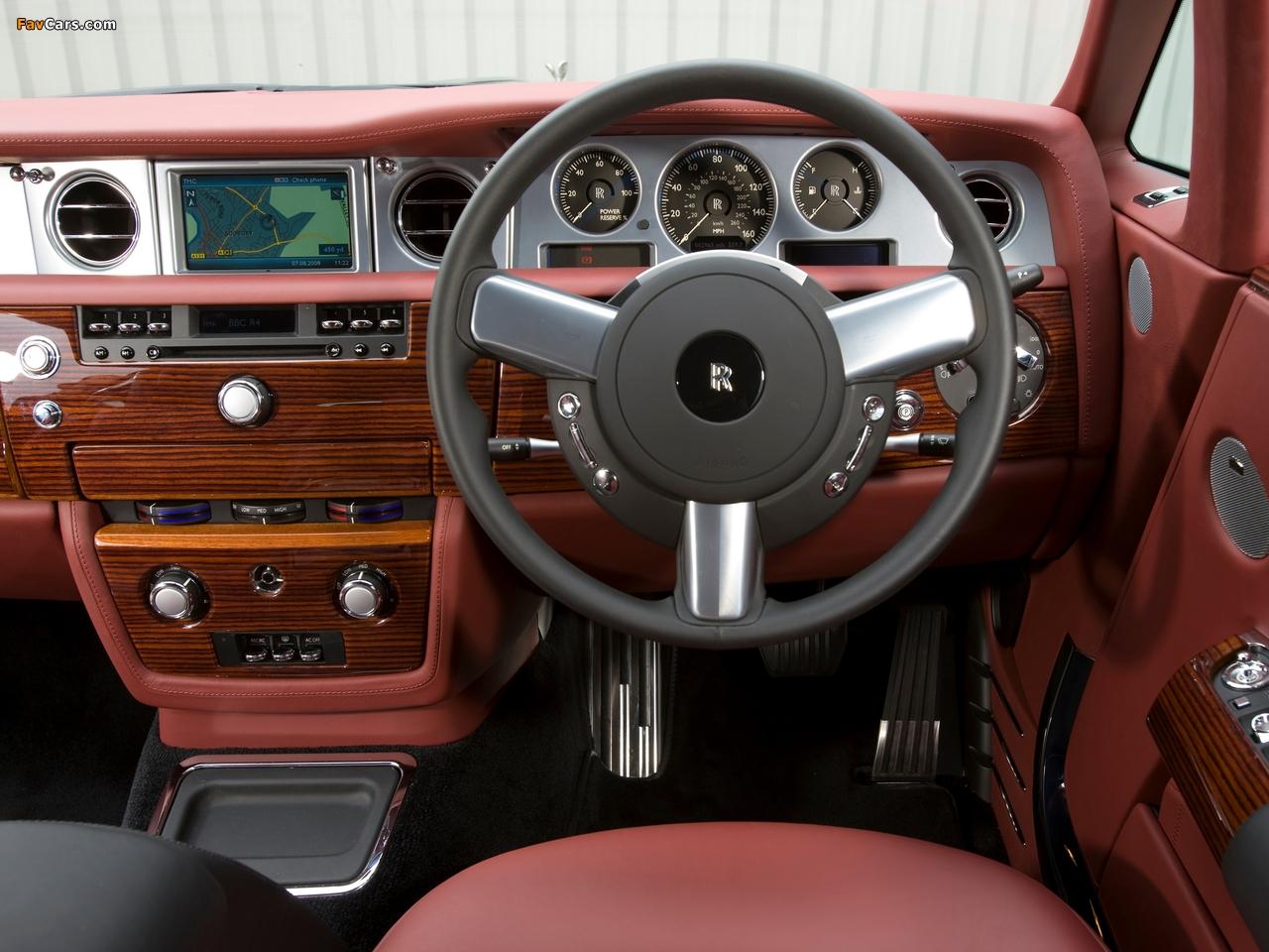 Rolls-Royce Phantom Coupe UK-spec 2009–12 images (1280 x 960)