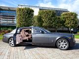 Rolls-Royce Phantom EWB 2009–12 photos
