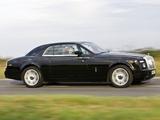 Rolls-Royce Phantom Coupe UK-spec 2009–12 photos