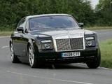 Rolls-Royce Phantom Coupe UK-spec 2009–12 wallpapers