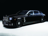 WALD Rolls-Royce Phantom Black Bison Edition 2011 images