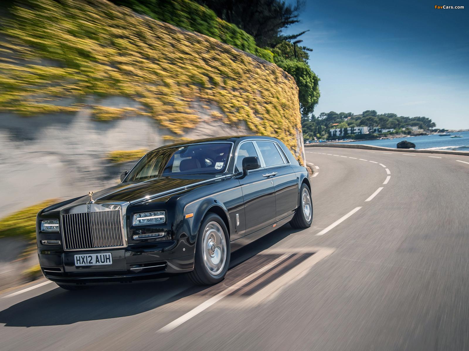 Rolls-Royce Phantom EWB 2012 images (1600 x 1200)