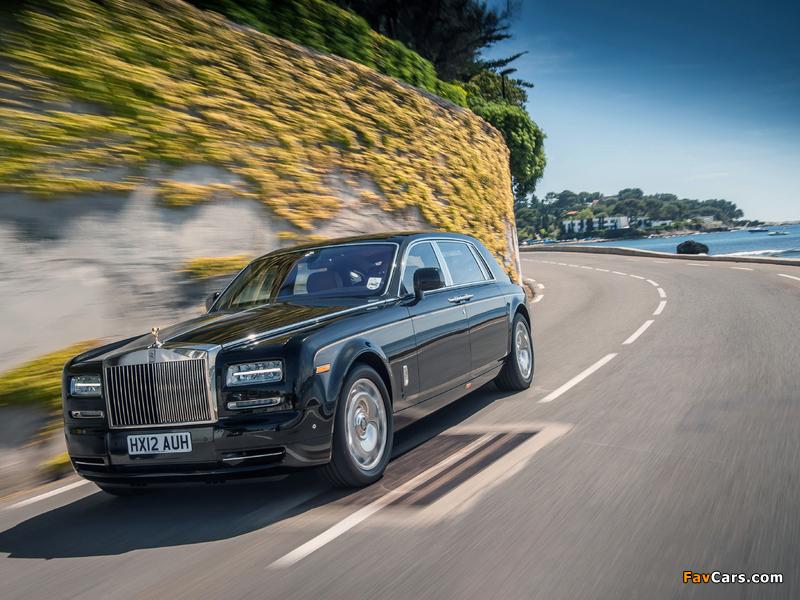 Rolls-Royce Phantom EWB 2012 images (800 x 600)