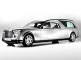 Biemme Rolls-Royce Phantom Hearse B12 2012 images