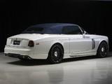 WALD Rolls-Royce Phantom Drophead Coupe Black Bison Edition 2012 photos