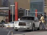 Rolls-Royce Phantom UK-spec 2012 photos