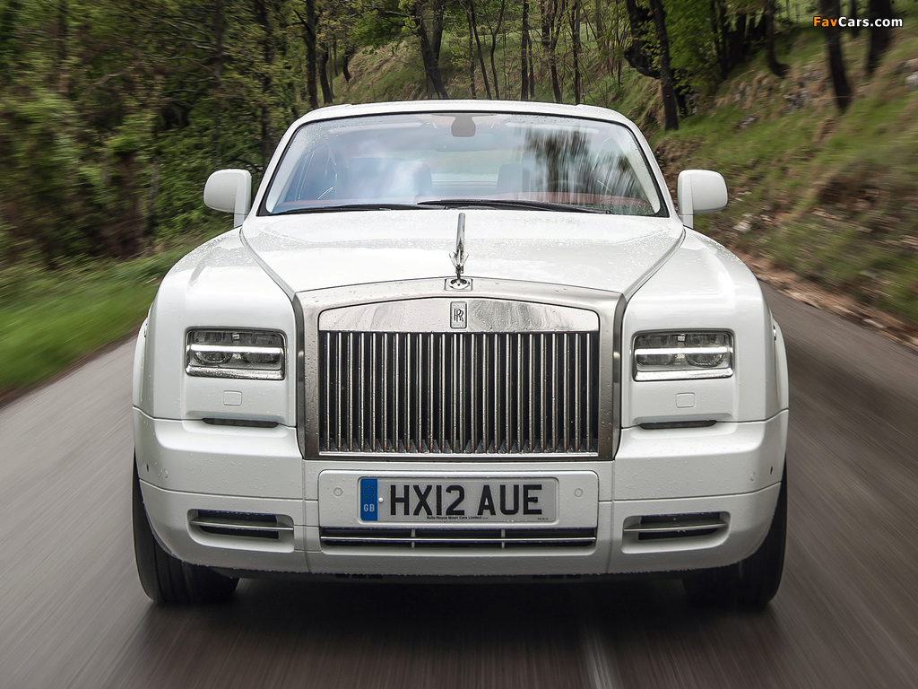Rolls-Royce Phantom Coupe 2012 photos (1024 x 768)