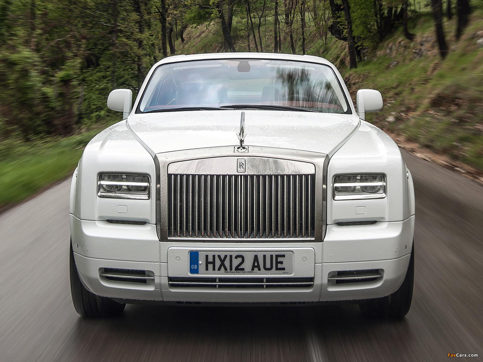 Rolls-Royce Phantom Coupe 2012 photos (1600 x 1200)