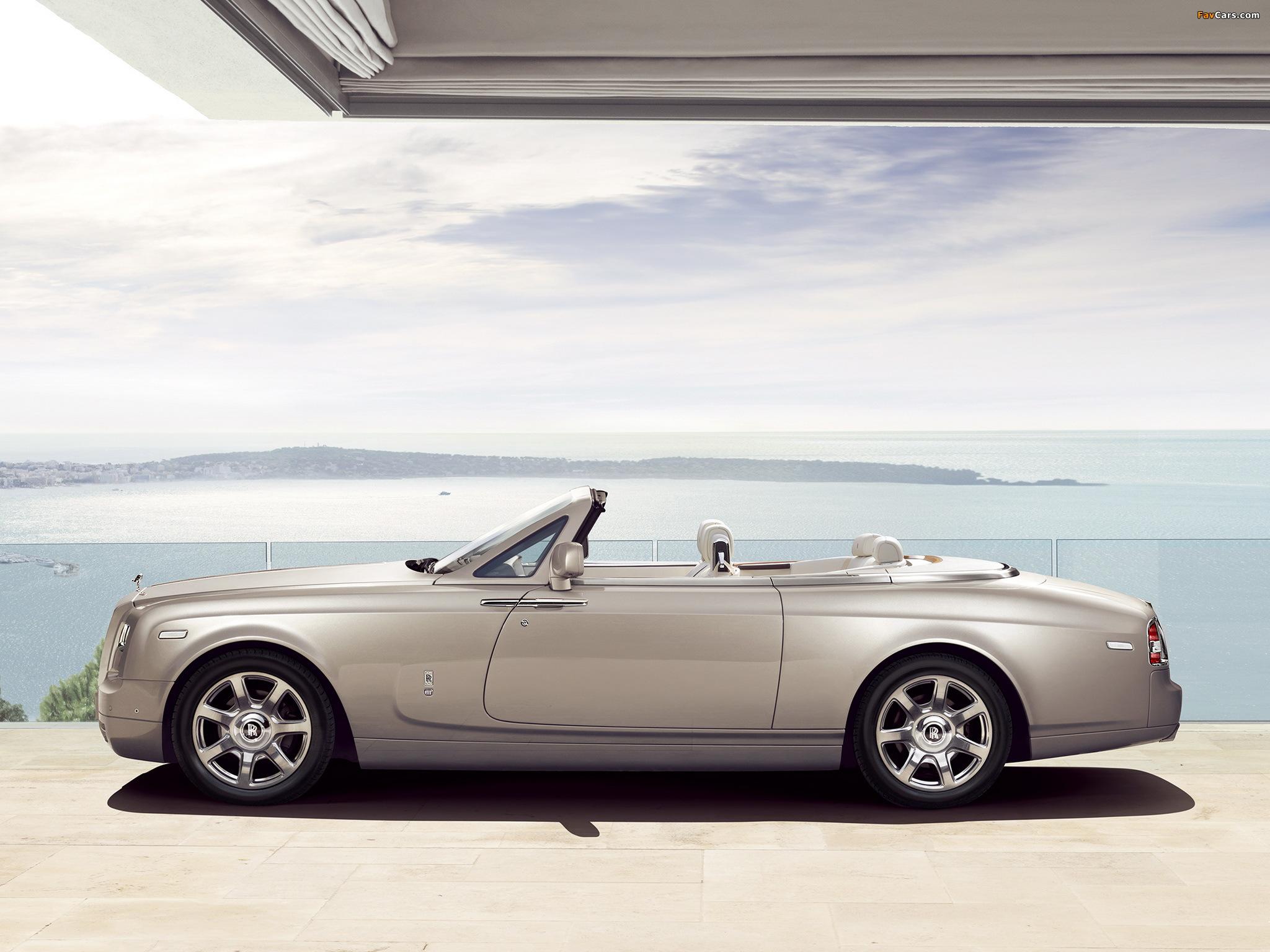 Rolls-Royce Phantom Drophead Coupe 2012 photos (2048 x 1536)