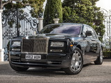 Rolls-Royce Phantom EWB 2012 photos