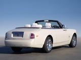Rolls-Royce Phantom Drophead Coupe UK-spec 2012 photos