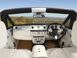 Rolls-Royce Phantom Drophead Coupe UK-spec 2012 pictures