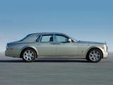Rolls-Royce Phantom UK-spec 2012 wallpapers