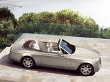 Rolls-Royce Phantom Drophead Coupe 2012 wallpapers