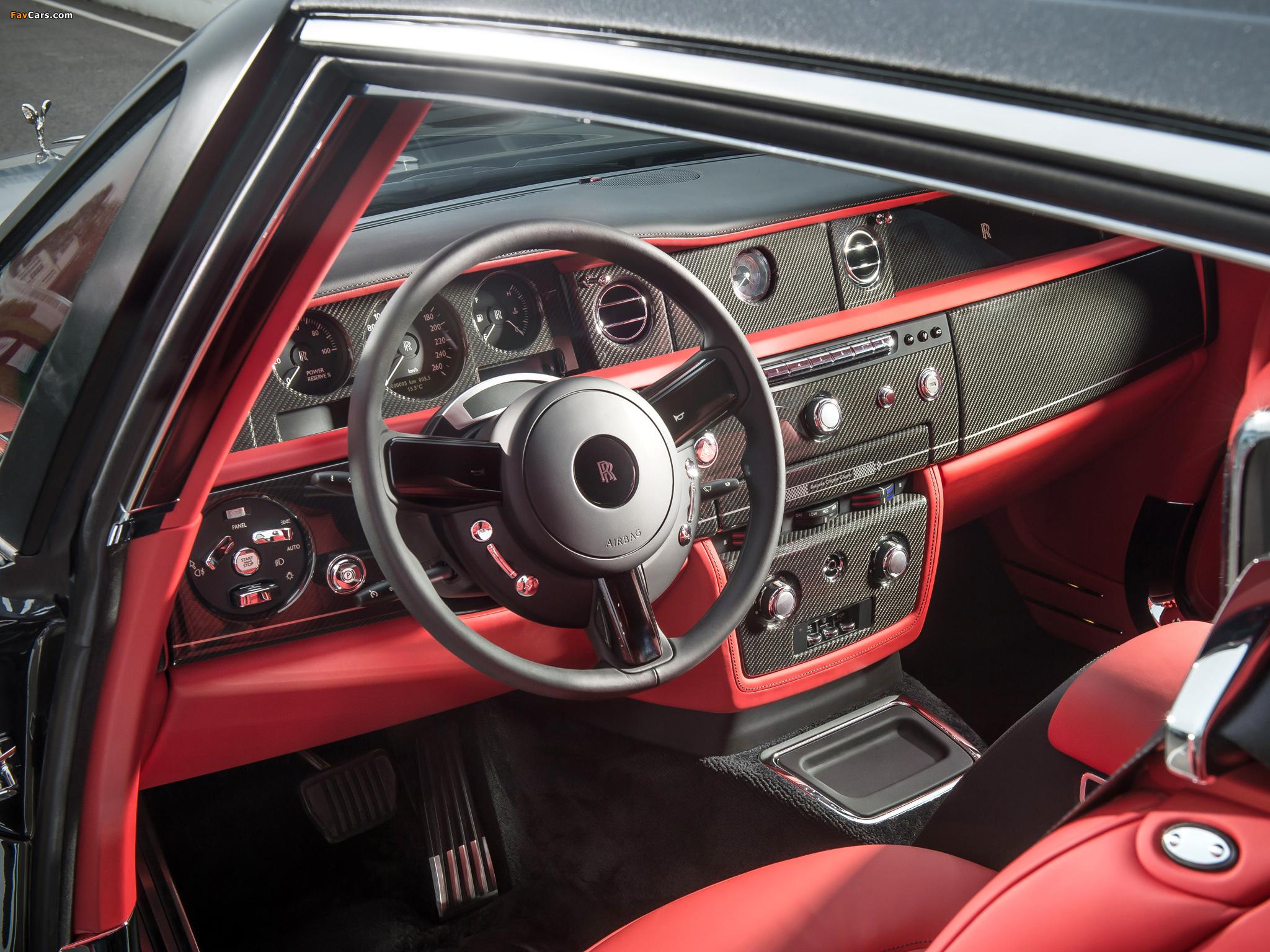Rolls-Royce Phantom Coupé Chicane 2013 images (2048 x 1536)