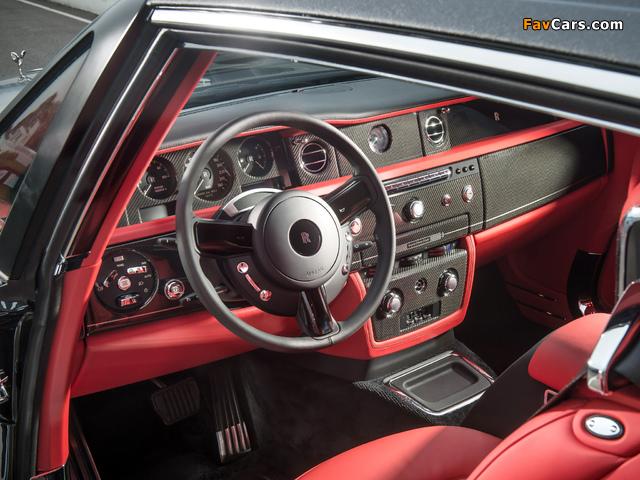 Rolls-Royce Phantom Coupé Chicane 2013 images (640 x 480)