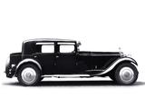 Rolls-Royce Phantom II Saloon by Mulliner images