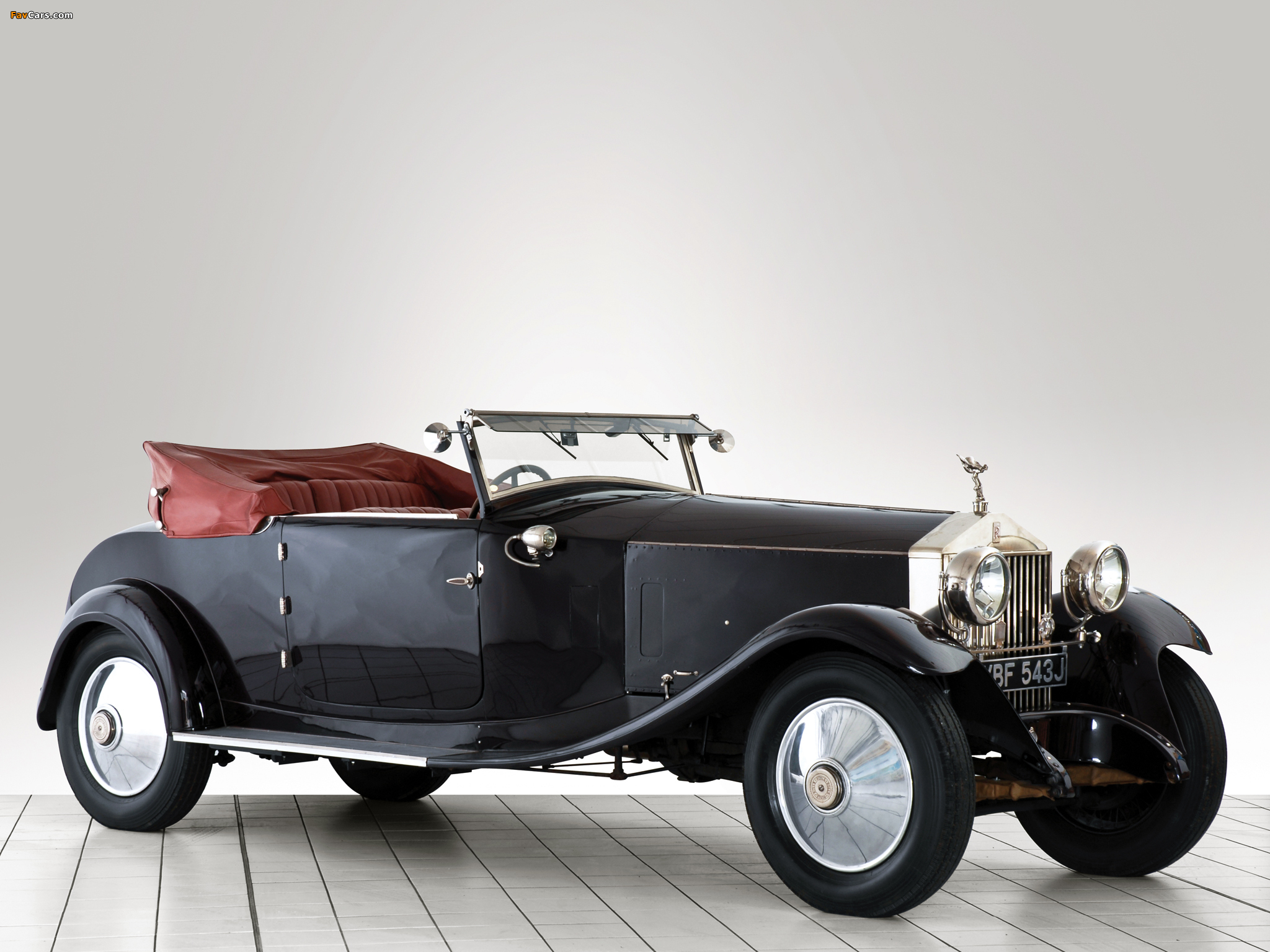 Rolls-Royce Phantom 40/50 HP Cabriolet by Manessius (I) 1925 images (2048 x 1536)