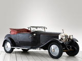 Rolls-Royce Phantom 40/50 HP Cabriolet by Manessius (I) 1925 images