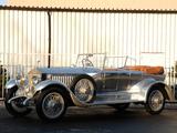 Rolls-Royce Phantom 40/50 HP Open Tourer (I) 1926 photos