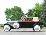Rolls-Royce Springfield Phantom by Brewster (I) 1928 pictures