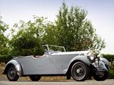 Rolls-Royce Phantom Tourer (II) 1930–35 pictures