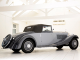Rolls-Royce Phantom II Continental Drophead Coupe by Freestone & Webb 1932 pictures
