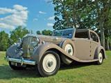 Rolls-Royce Phantom Sedanca Coupe by Baker (III) 1937 pictures