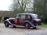 Rolls-Royce Phantom Limousine by Windover (III) 1938 wallpapers