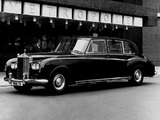 Rolls-Royce Phantom V Park Ward Limousine 1963–68 pictures