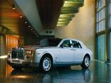 Rolls-Royce Phantom 2003–09 wallpapers