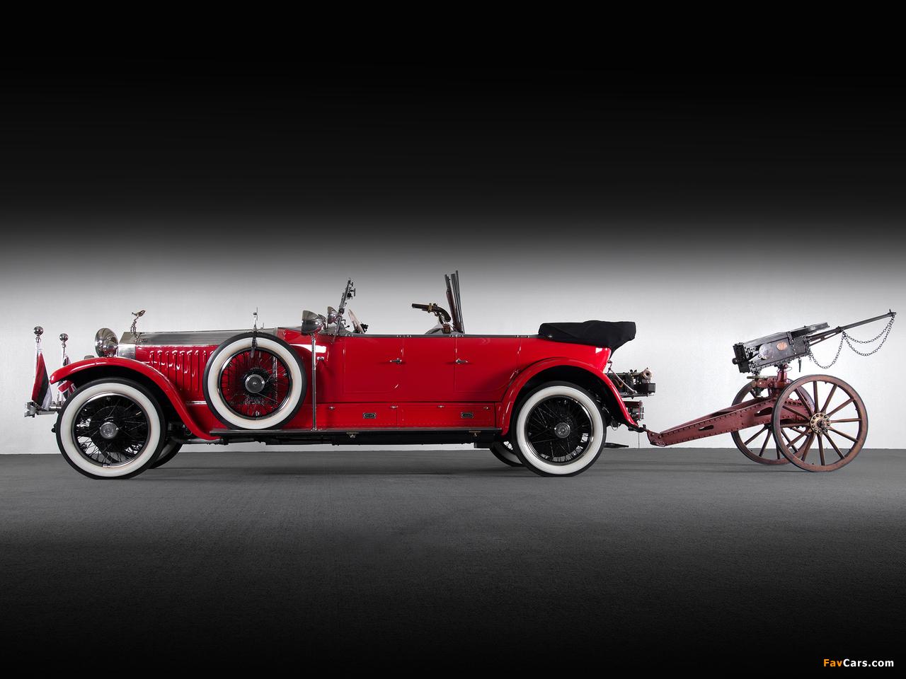 Rolls-Royce Phantom I Tourer 1925 wallpapers (1280 x 960)