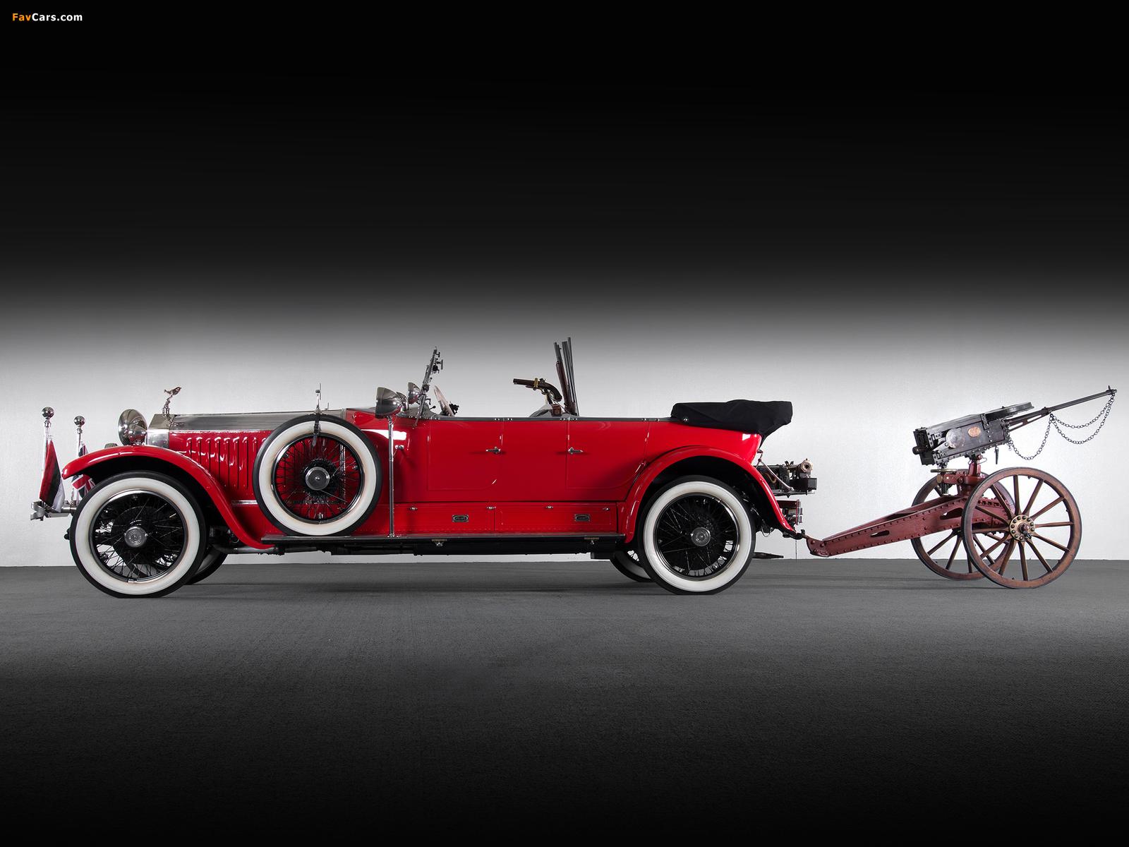 Rolls-Royce Phantom I Tourer 1925 wallpapers (1600 x 1200)