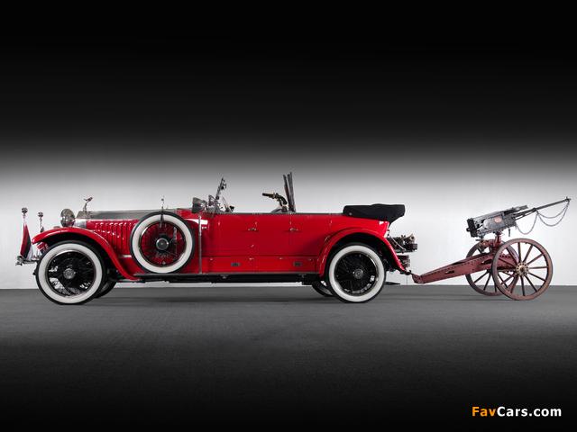 Rolls-Royce Phantom I Tourer 1925 wallpapers (640 x 480)