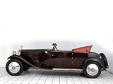 Rolls-Royce Phantom I 40/50 HP Cabriolet by Manessius 1925 wallpapers