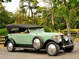 Rolls-Royce Phantom I Dual Cowl Phaeton by Thrupp & Maberly 1927 wallpapers