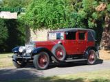 Rolls-Royce Phantom I 40/50 HP Sedanca de Ville by Locke 1928 wallpapers