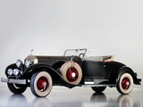 Rolls-Royce Phantom I Playboy Roadster 1928 wallpapers
