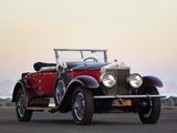 Rolls-Royce Phantom I Special Roadster by Hibbard & Darrin (S297FP-2038) 1928 wallpapers
