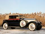 Rolls-Royce Springfield Phantom I Newmarket Convertible Sedan by Brewster (S393KP) 1928 wallpapers