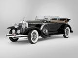 Rolls-Royce Springfield Phantom I Ascot Sport Phaeton by Brewster (S364LR-7174) 1929 wallpapers