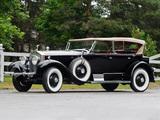Rolls-Royce Phantom I Sports Phaeton by Murphy 1929 wallpapers