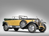 Rolls-Royce Phantom I Tourer by Barker 1929 wallpapers