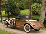 Rolls-Royce Phantom II Open Tourer by Brockman 1930 wallpapers