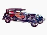 Rolls-Royce Phantom II Sedanca de Ville 1930 wallpapers